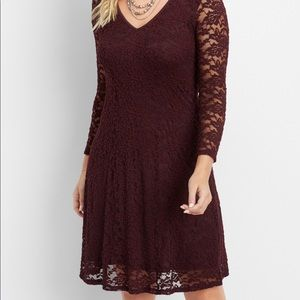 NWT Lace Maurice's Dress